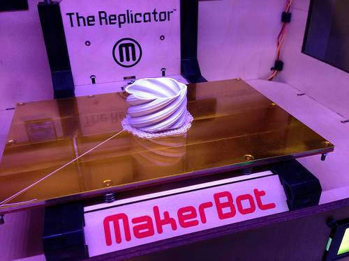 Makerbot Replicator Dual Extruder